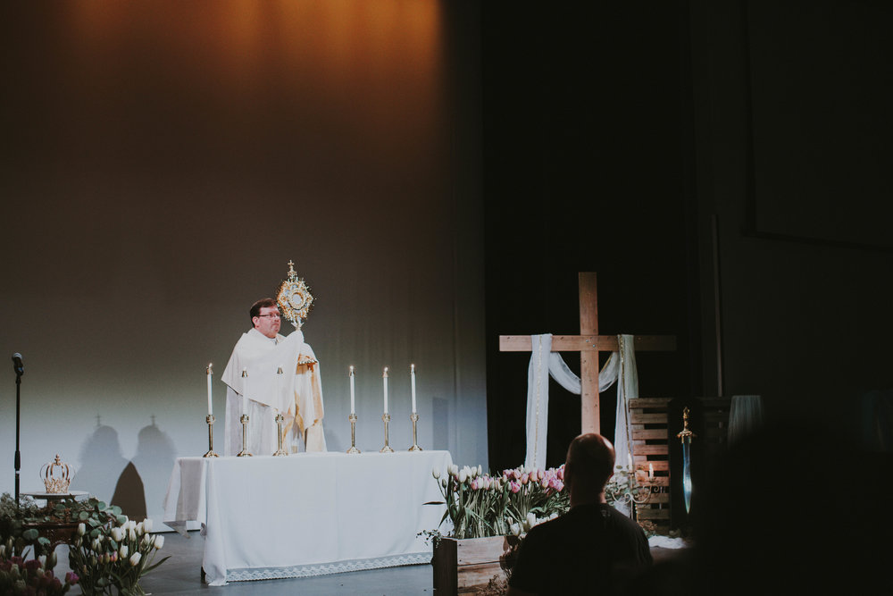 Adoration with Fr. Tim Hepburn