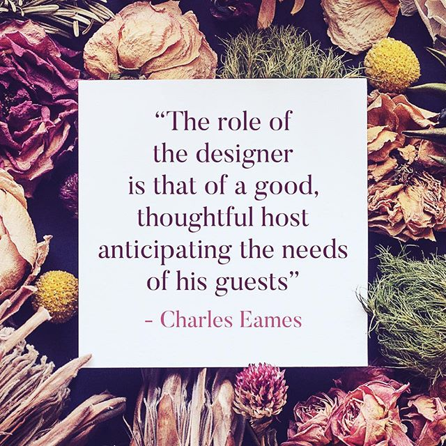What a wise quote! ⠀⠀ #charleseames #eames #design #designer #wisewords #quotes #quoteoftheday #graphicdesign #graphicdesigner #creativity #designprocess #inspiration #oneofakind  #designinspiration #global