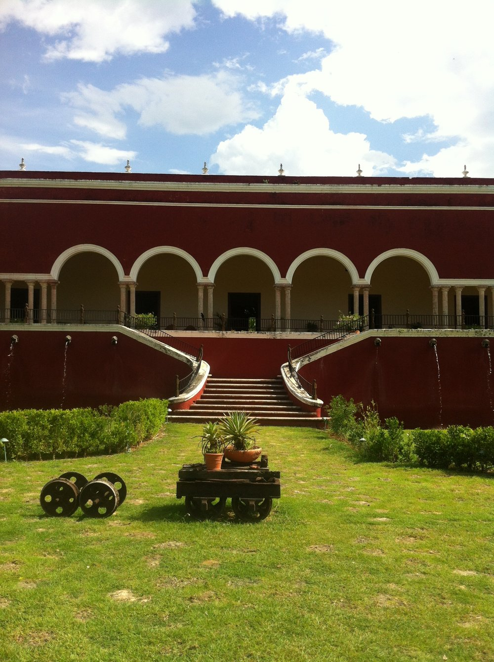 TRAVEL YUCATAN - The Haciendas of the Yucatan: History and Renaissance     Photo Credit: Susannah Rigg