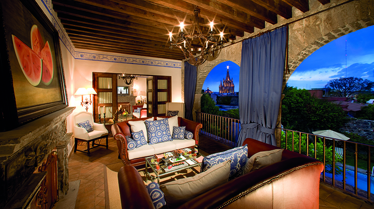 FORBES TRAVEL GUIDE - Belmond Casa de Sierra Nevada     Photo Credit: Forbes Travel Guide