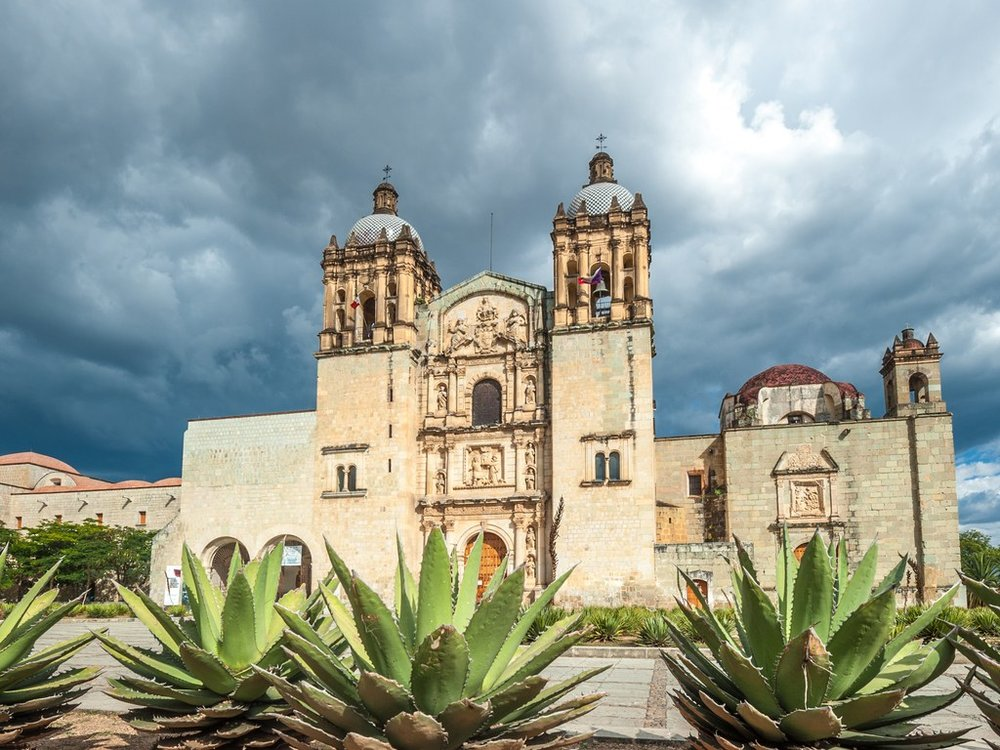 CONDE NAST TRAVELER - Want to Help Oaxaca? Don't Cancel Your Travel Plans     Photo Credit: Getty