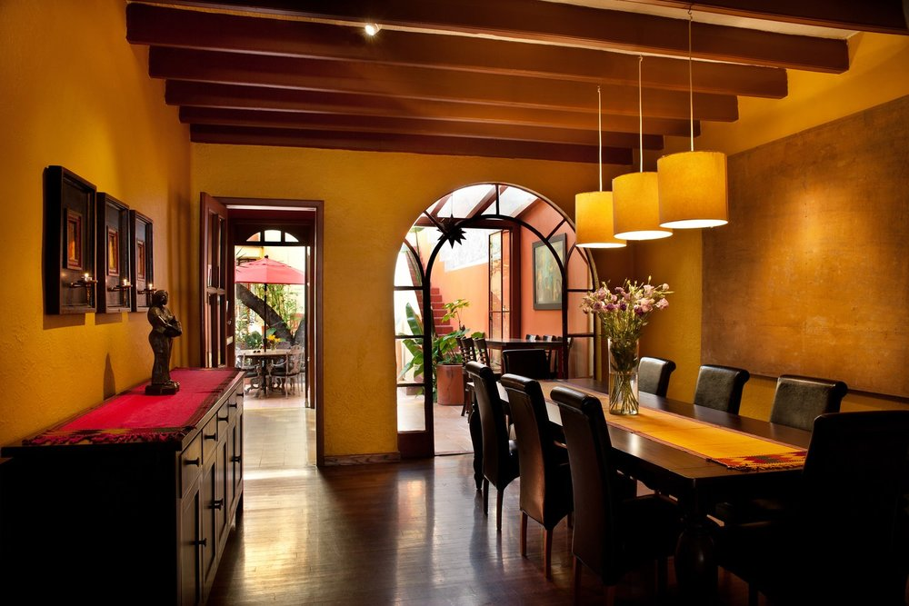 CONDE NAST TRAVELER - 26 Best Hotels in Mexico City     Photo credit: Red Tree House