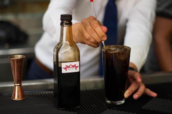 THE INDEPENDENT UK - Mexican Restaurant Bans Coca Cola in Favour of Locally Made Version     Photo credit: Los Danzantes