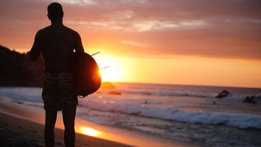 CNN TRAVEL - The Best Things to Do in Puerto Escondido     Photo Credit: David Gannon/AFP/Getty