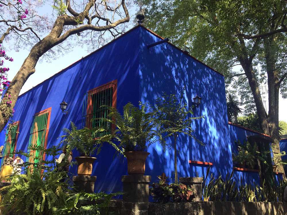 THE SPACES - The Fascinating House Museums of Mexico City and Beyond     Photo Credit: Susannah Rigg