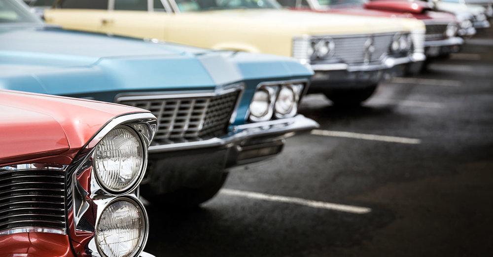identify classic car