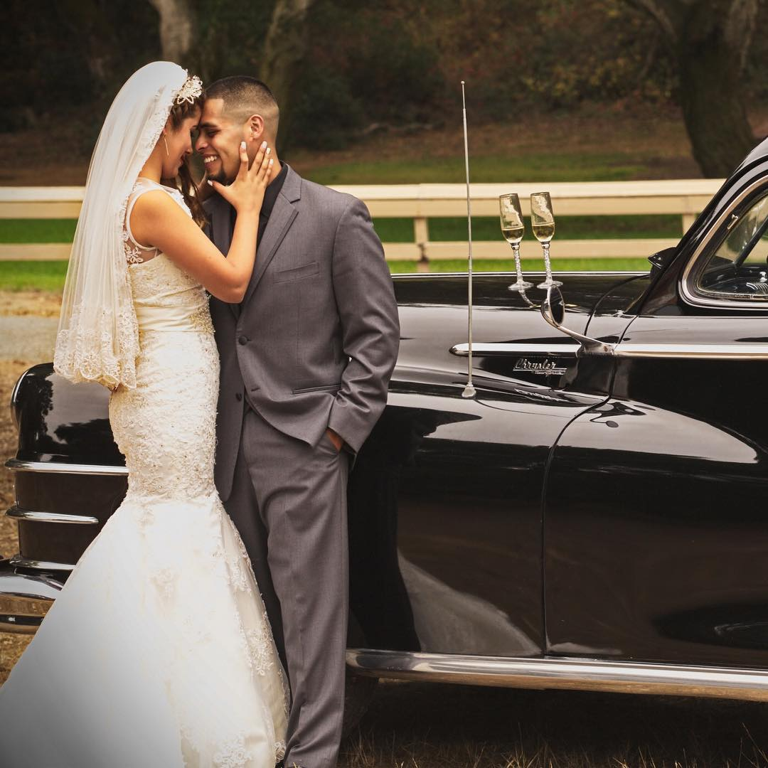 Classic & Vintage Wedding Car Rental & Transportation | Vinty