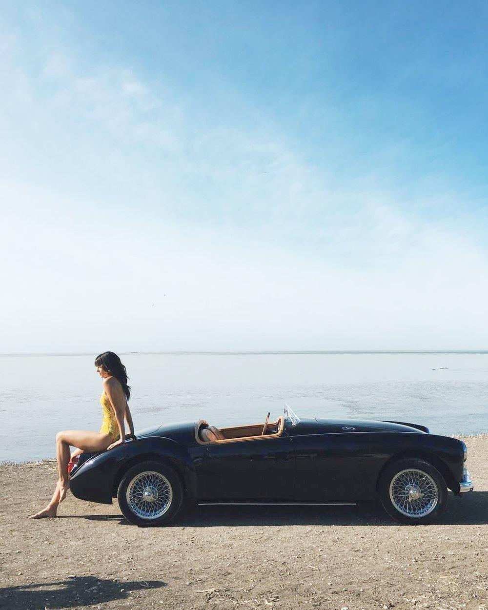 Vinty | Classic Car Hire Service