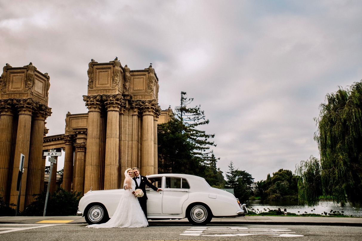 Wedding & Special Event — Vinty | Classic Car Hire Service