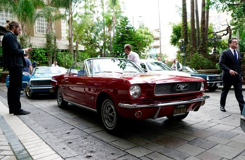 Corporate Events & Classic Car Tours - Incentive program, product launch, PR stunt, or conference...with classic cars, your corporate event will truly stand out and make a lasting impression on all guests!