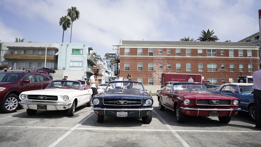 LA's Top Locations and Venues   - From the Santa Monica Pier to the LA Art District, we can provide cars for just about any location in Los Angeles. With our delivery service, most cars can be provided at a specific time and place to ensure your event runs smoothly.