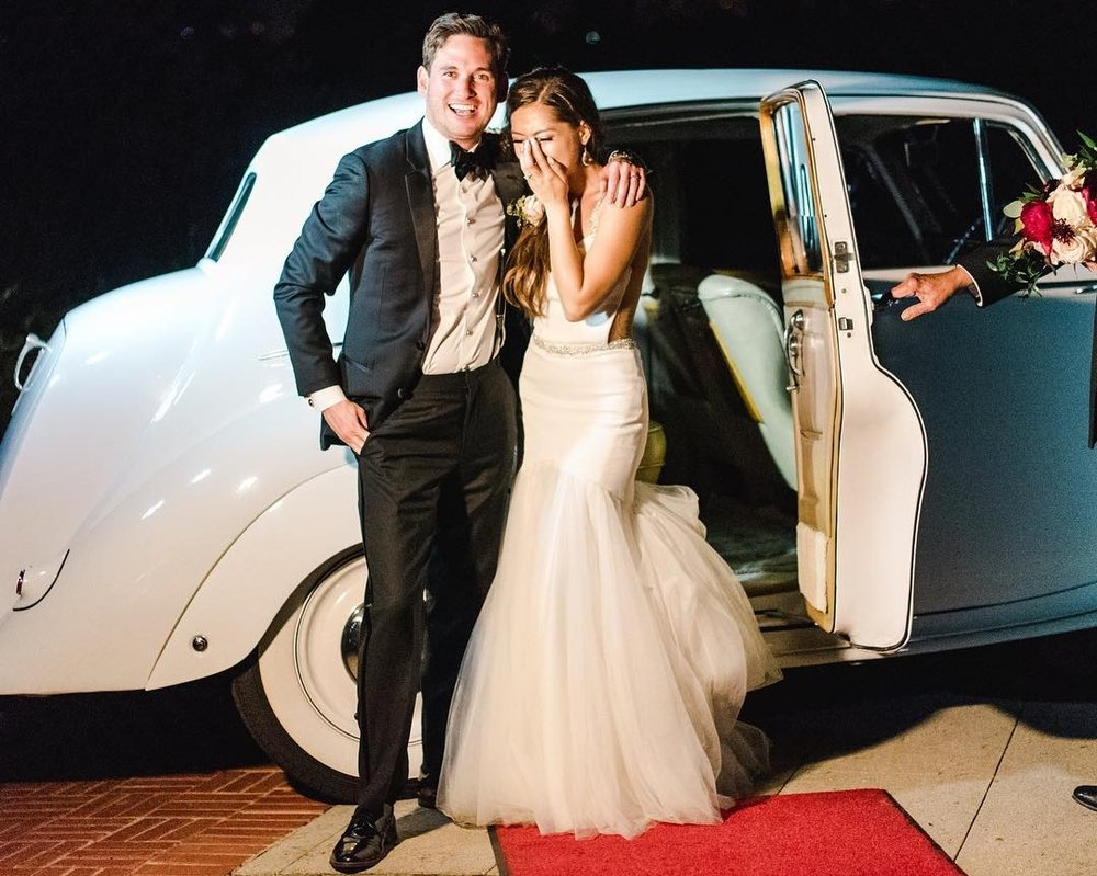 Weddings & Special Occasions - Don't just arrive, make an entrance!Weddings, birthdays, anniversaries, special events ...Hire a classic wedding car with a professional driver.