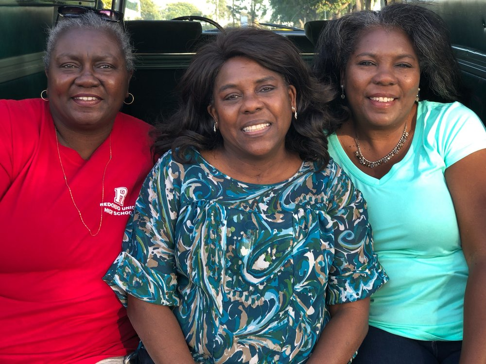 The Batchelor Sisters - Sisters Lisa, Patricia, and Teresa are the proud owners of mulitple classic cars that bear a few decades worth of family memories and stories.