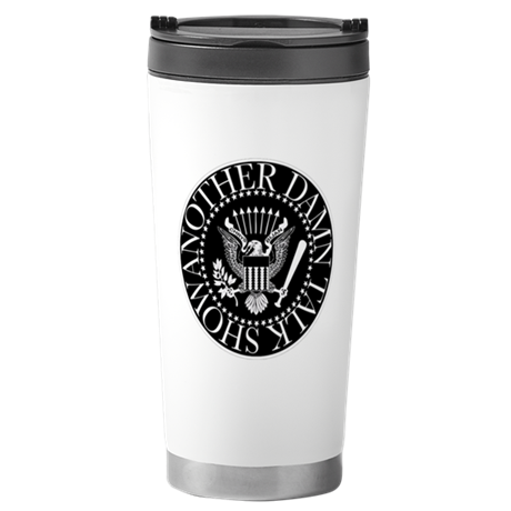 ADTS   16 oz STAINLESS STEEL TRAVEL MUG