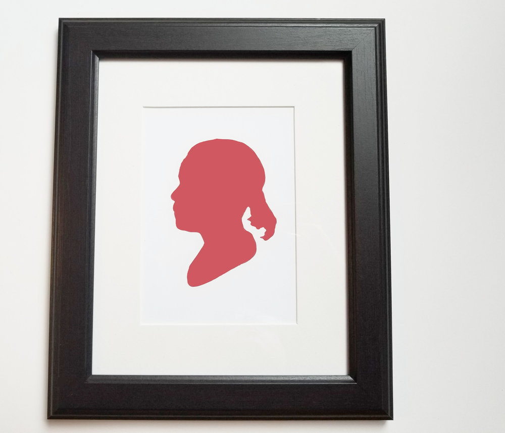 Womans Face Shadow Silhouette Gift.jpg