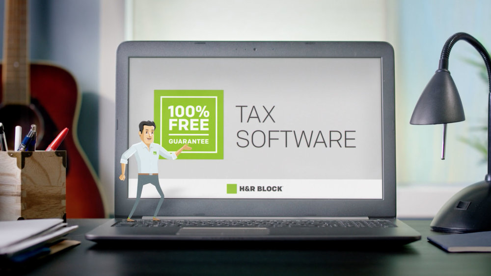 H&R Block - Free Tax Software