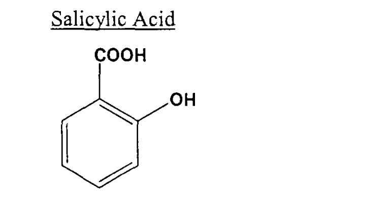 salicylic-acid-molecule