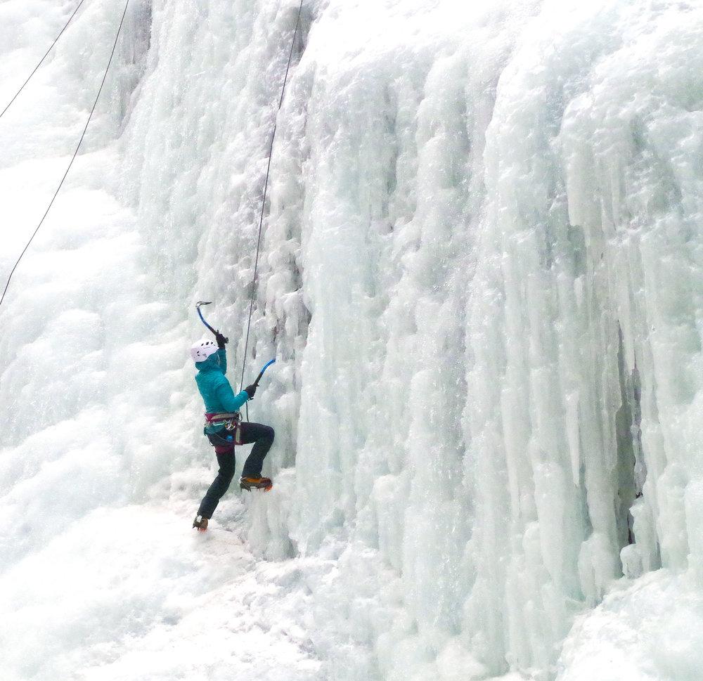 Lindsay ice climbing turquoise jacket second edit.jpg