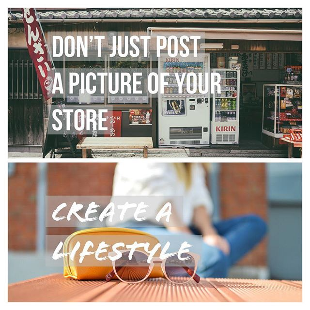 You need a reason for people to visit your store. Create interesting content and it will advertise itself!