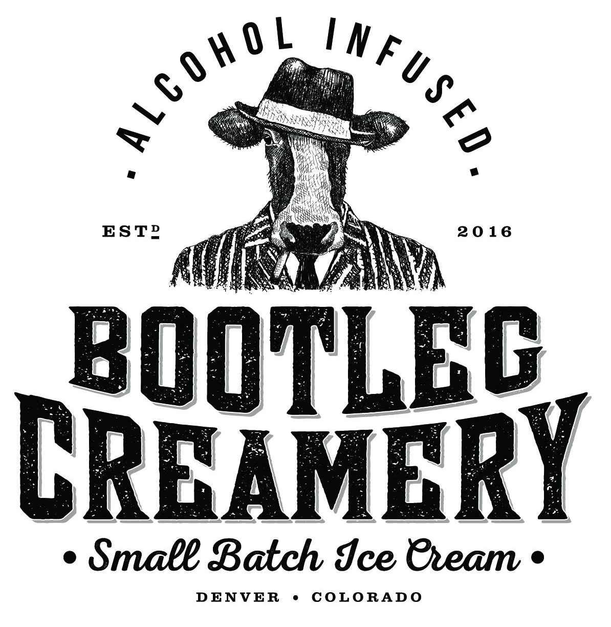 Bootleg Creamery - Alcohol Infused Ice Creams