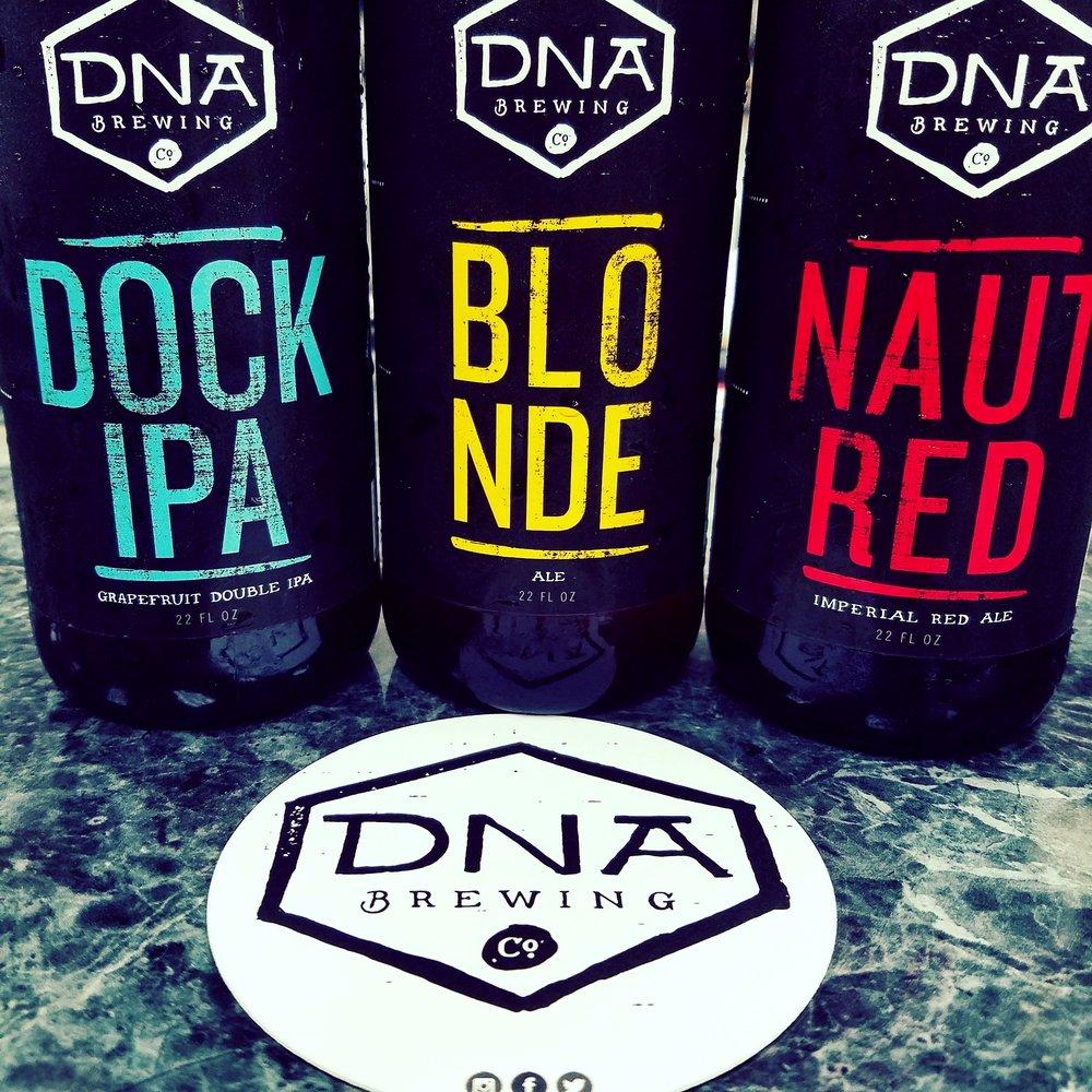 DNA Brewing California