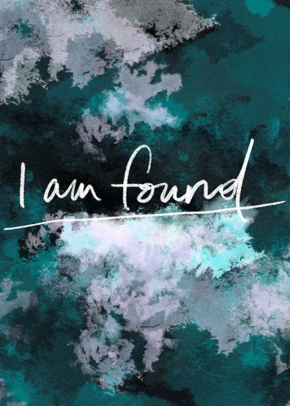 I Am Found Social 4