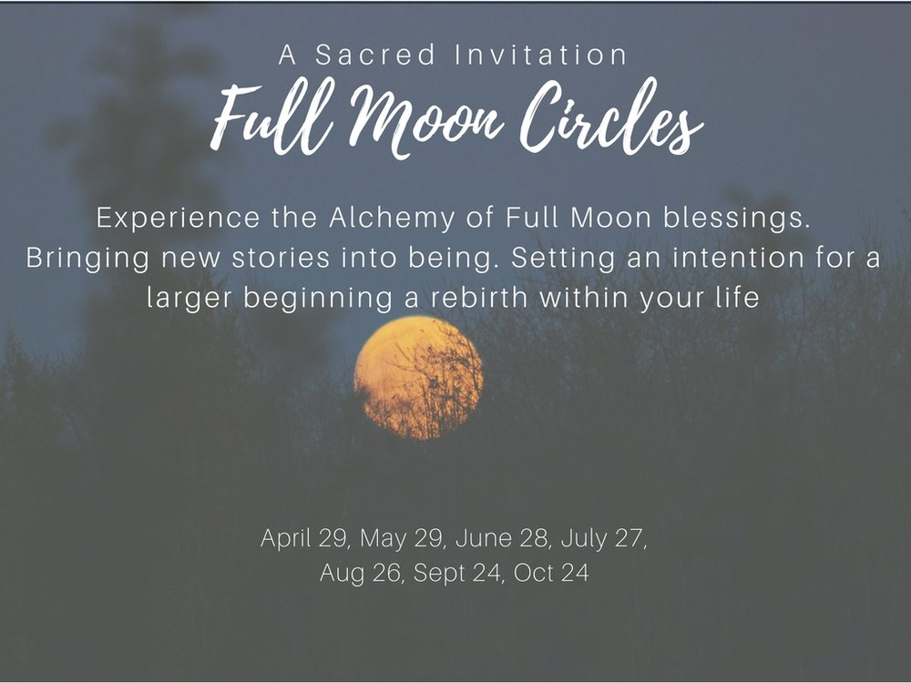 Held each Saturday closest to the Full Moon