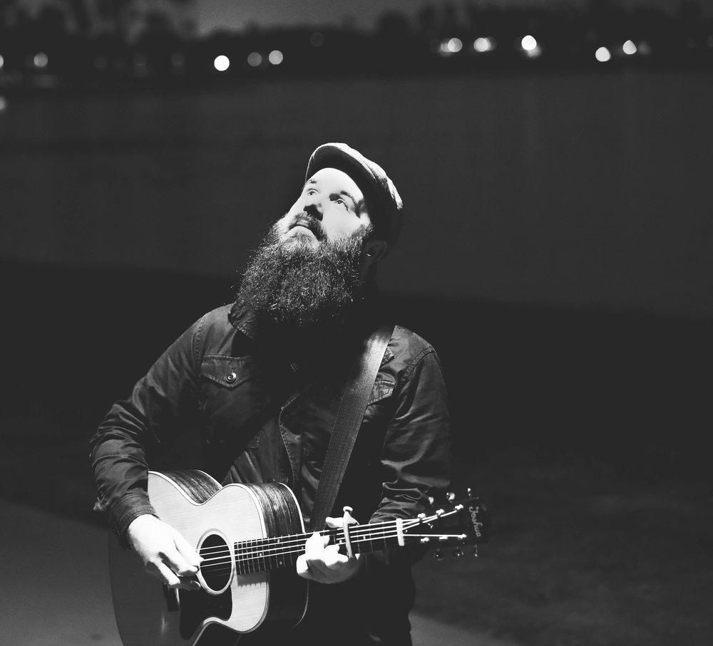 Joshua Cunningham- Singer, Songwriter, Guitarist