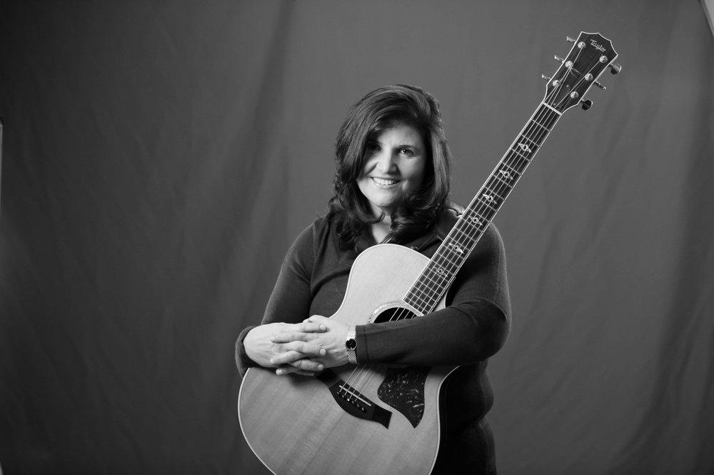 Sally Atari - Singer, Songwriter, Guitarist