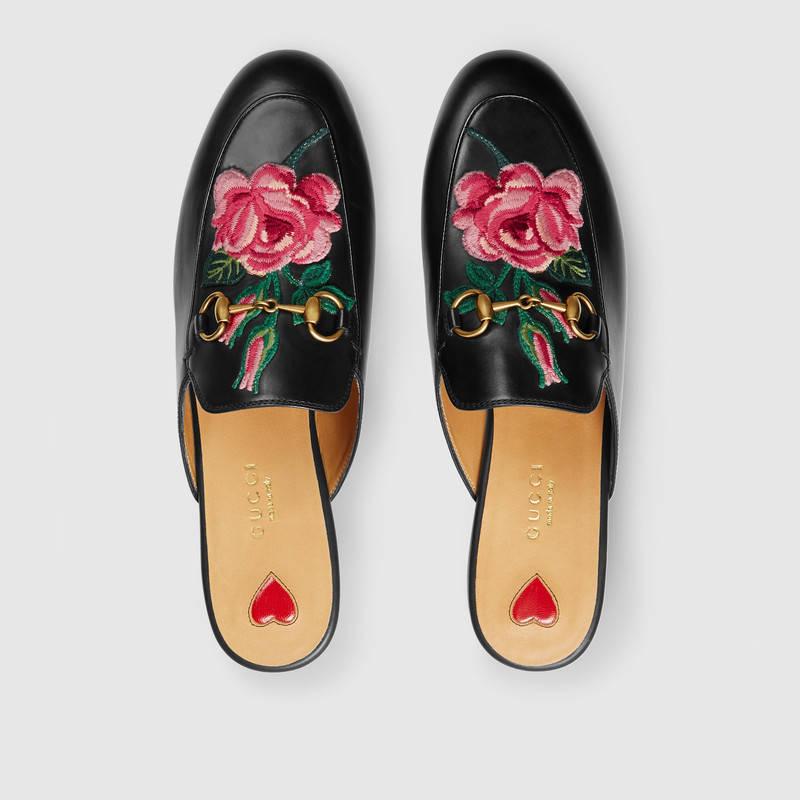 Gucci Princetown: $780.00