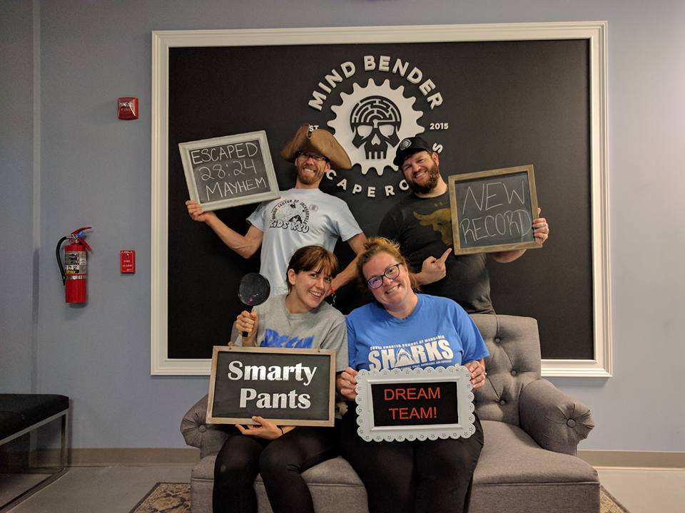 Jacksonville Escape Room Review Team