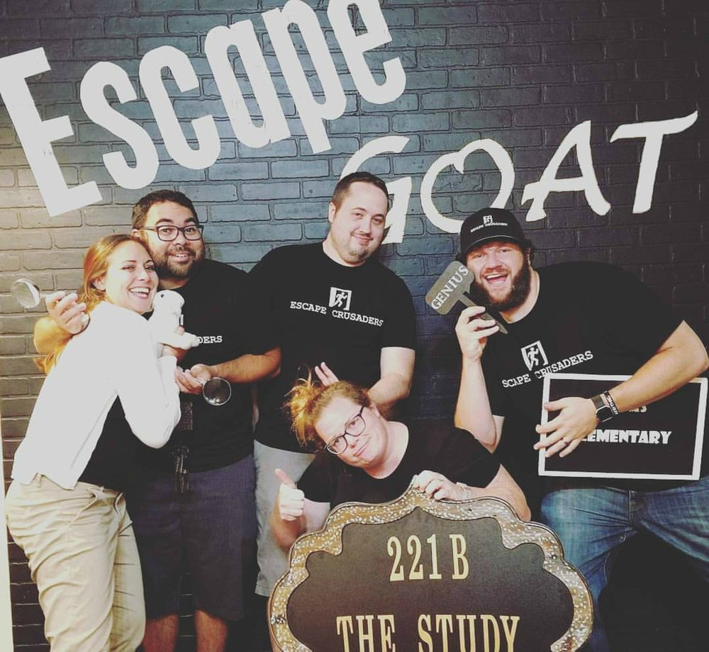 Orlando Escape Room Review Team