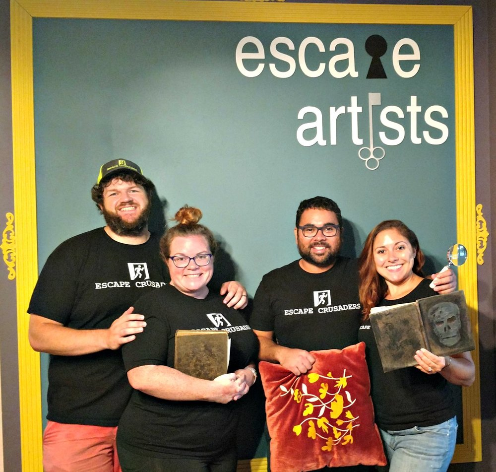 The Rest Easy Motel Escape Room Review