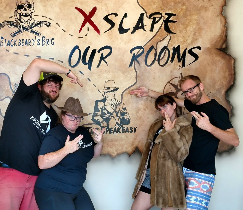 Escape Our Rooms Prohibition Escape Room