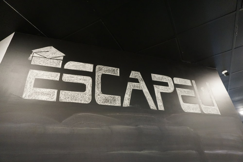 Escape U Save The Fleet