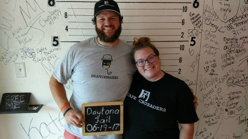Daytona Escape Room Jailbreak