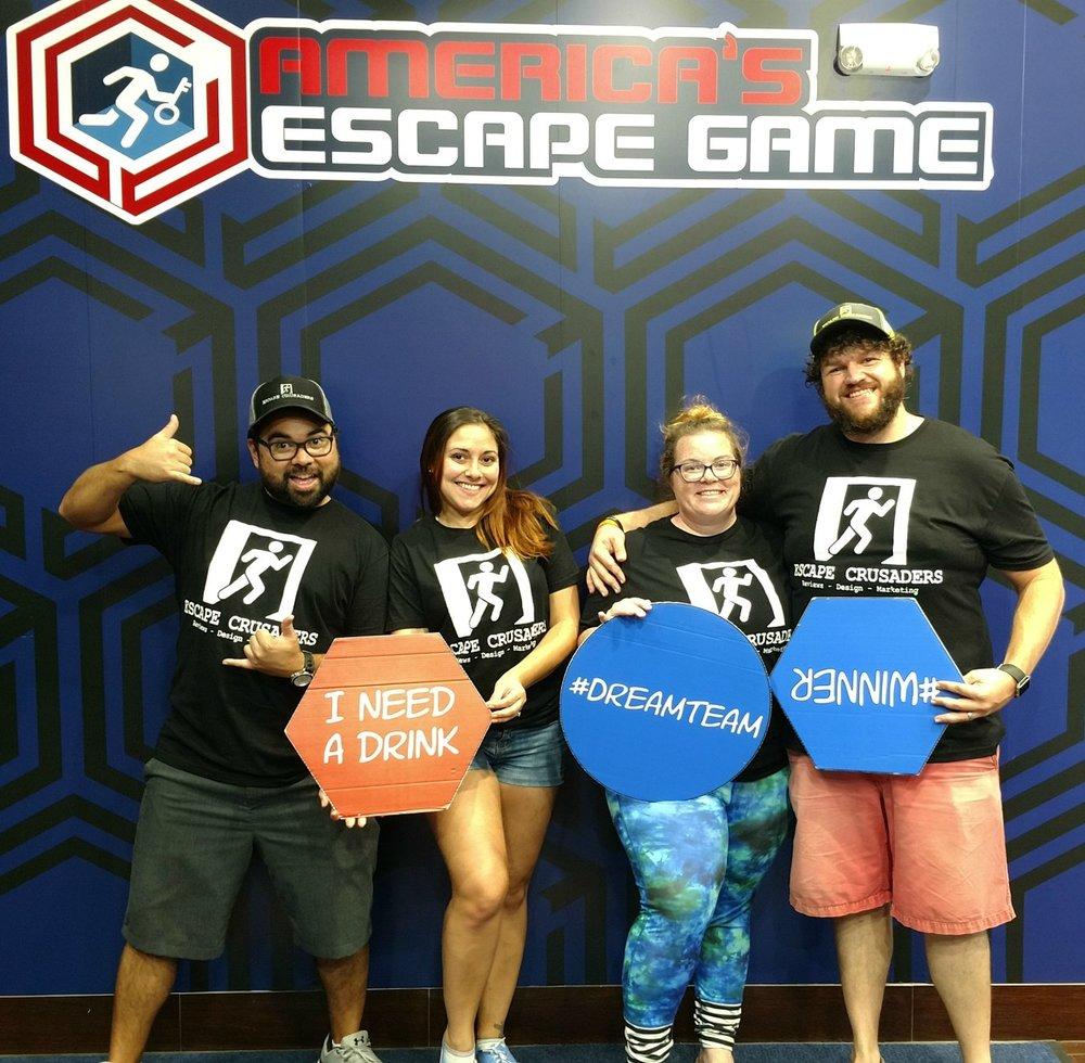 America's Escape Game The Caretaker
