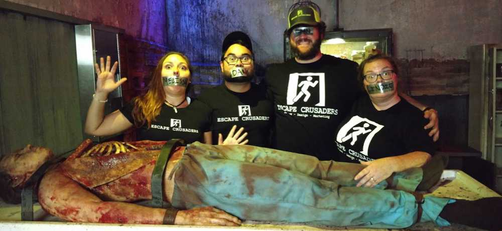 The Collector Escape Room Review