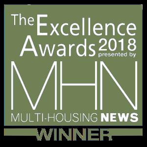 2018 Multi-Housing News Awards (Winner)