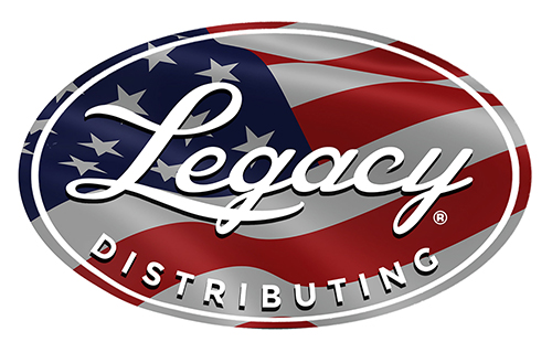 Legacy Distributing's Dealer Login Page. - See instructions below: