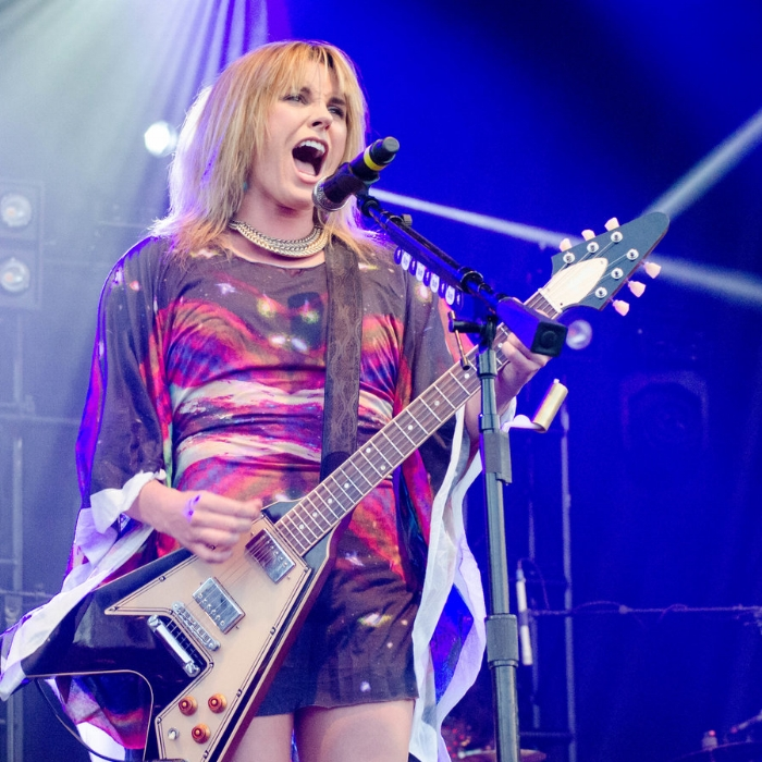 grace potter - Flood City Music Festival 2016