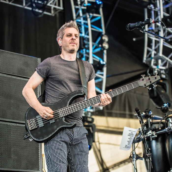 mike gordon - The Peach Festival 2017