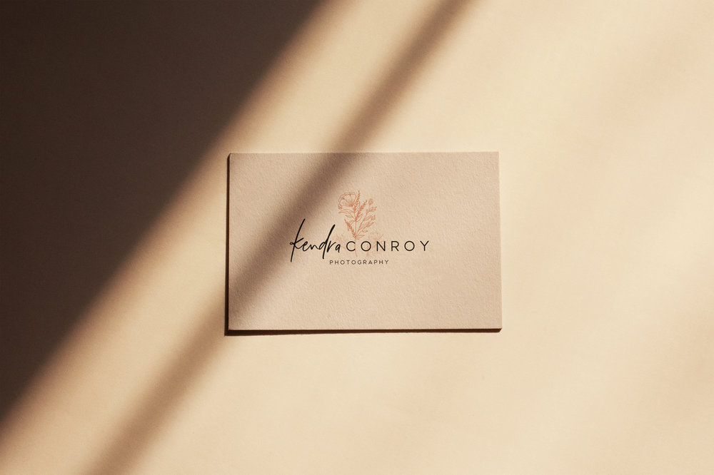 Kendra Conroy Business Card Front