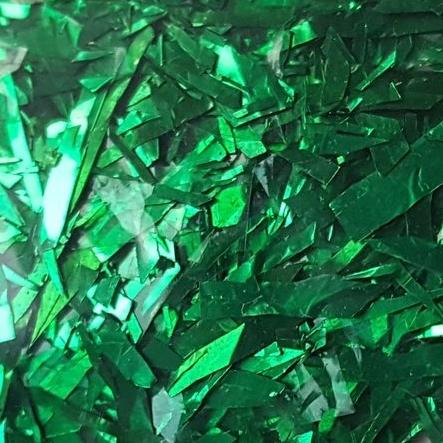 Metallic Emerald