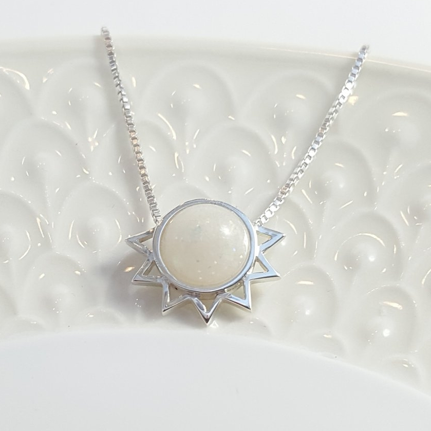 Breastmilk Starburst Pendnat