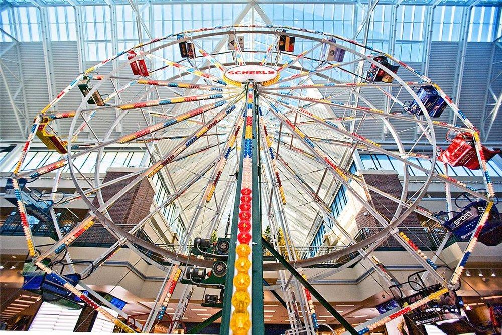 Ferris Wheel Rides