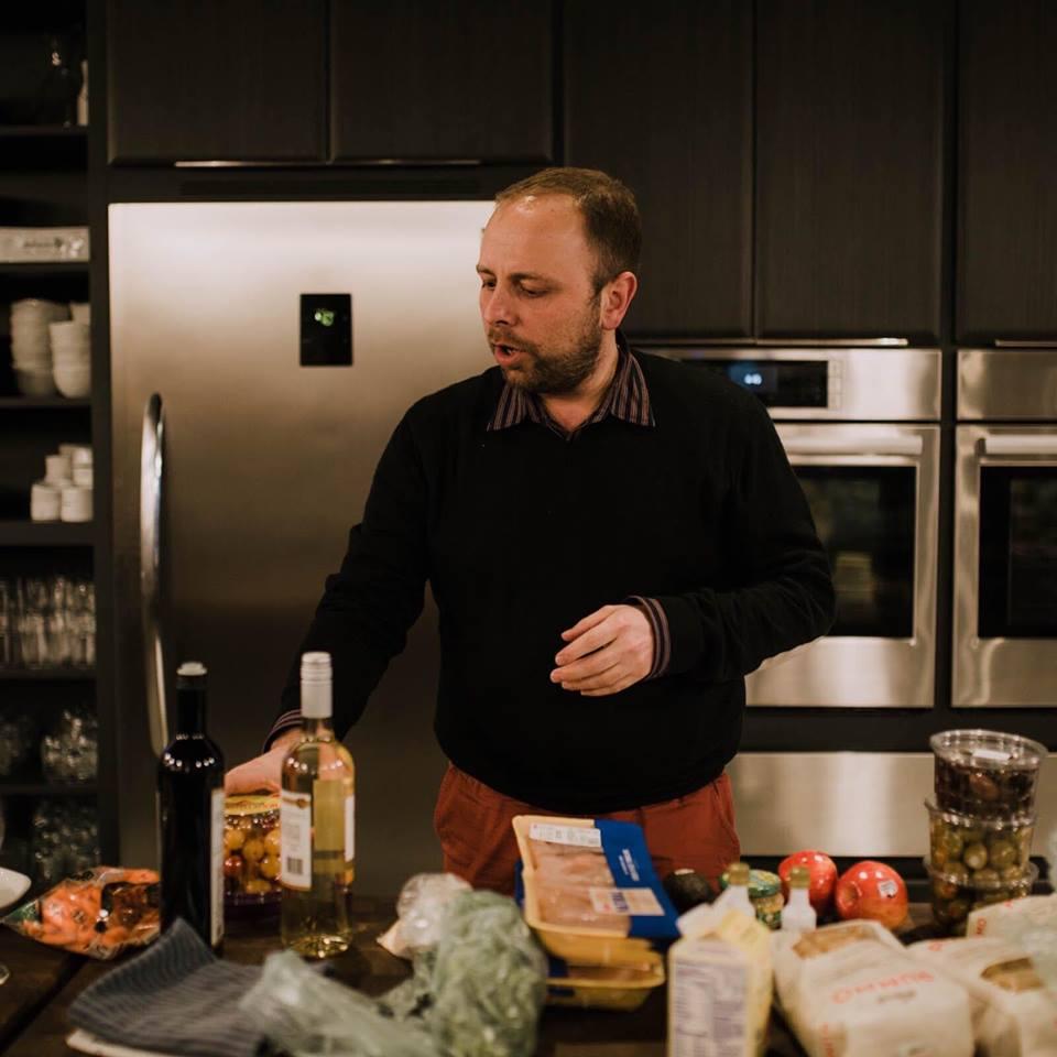 Luca's Italian Dinner + Remedy Brewing