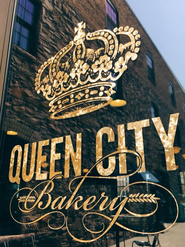 Brunch at Queen City Bakery