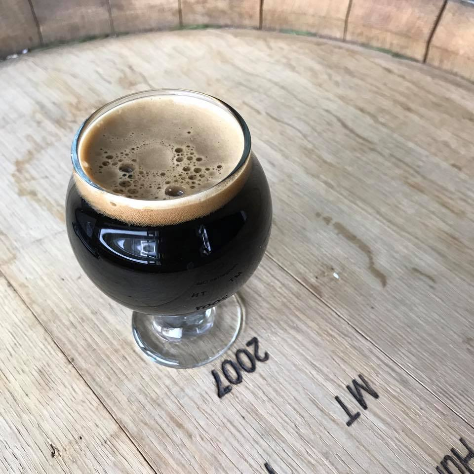 Chocolate Raspberry Stout Release Party