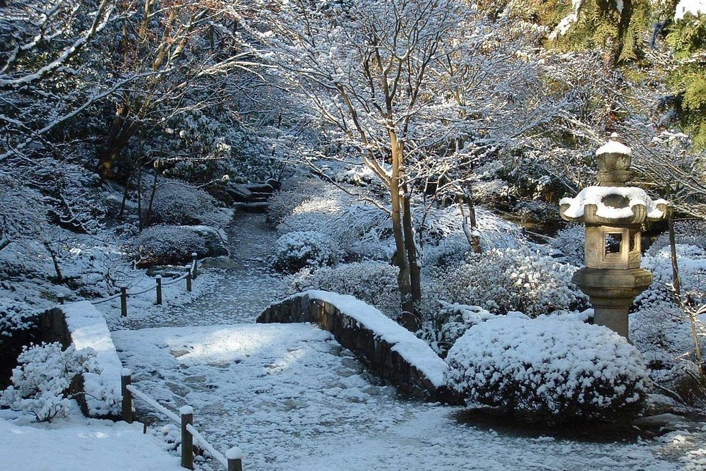Japanese Gardens Wine + Walk